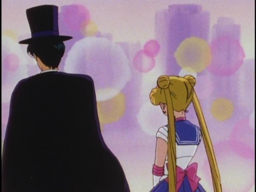 Usagi And Mamoru A Love Like No Other Enlarge this imageReduce this